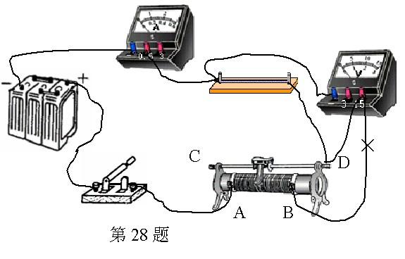 电阻的关系