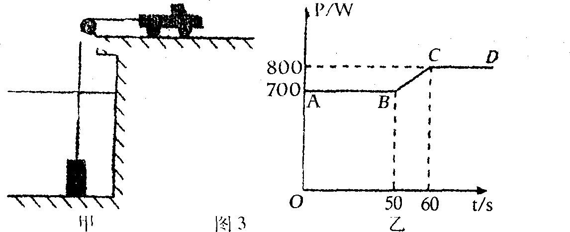 二、(18分)图l为一种电磁炉的原理示意图。它是利用高频电流在电磁炉内部线圈中产生磁场,磁化铁磁材料制成的烹饪锅,在锅体形成无数小的涡流(感应电流)而产生焦耳热。同时,被磁化的铁磁材料分子因摩擦、碰撞而发热。从而使锅体自身发热达到加热食物的目的。  (1)使用电磁炉加热食物时,不产生明火,无烟尘,无废气,清洁、安全、高效、节能。请写出电磁炉在使用中可能涉及的物理知识(只写名称不写内容,不少于10个可得满分)。 (2)在使用电磁炉时,炉和锅之间的热是由_______传 递给_______的。电磁炉加热食物的