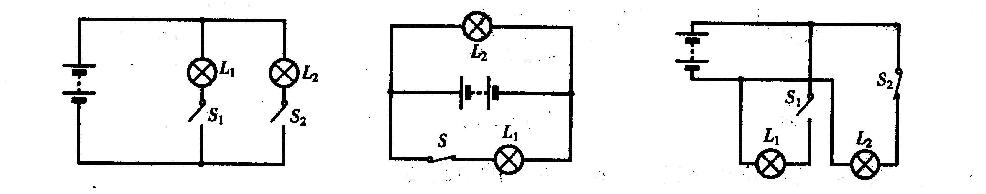 初中描_初中物理电现象和电路阶梯训练