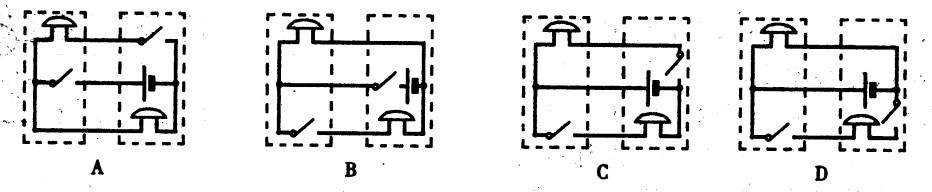 初中物理初中物理电现象和电路阶梯训练