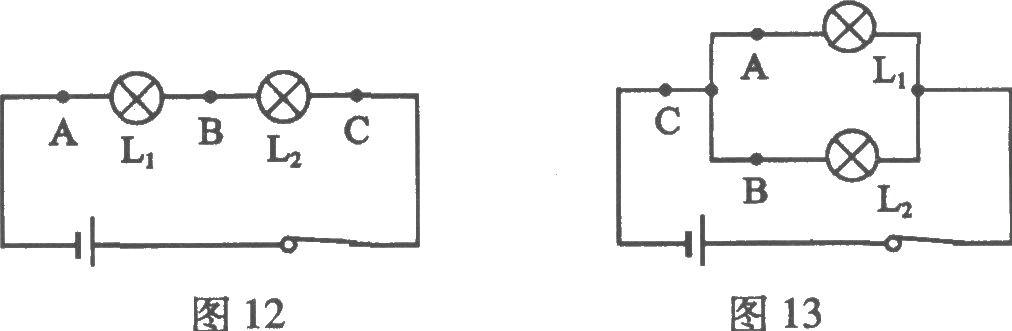 在探究串,并联电路规律的实验里,王大海进行了如下操作