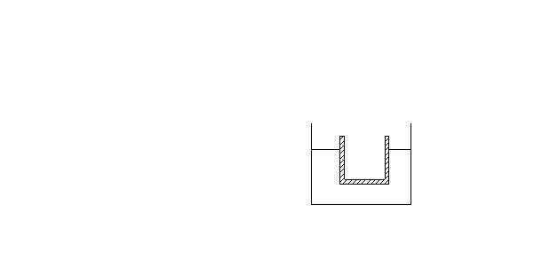 如图所示,圆柱形容器的横截面积是,容器内水深25cm,将一个上端图片