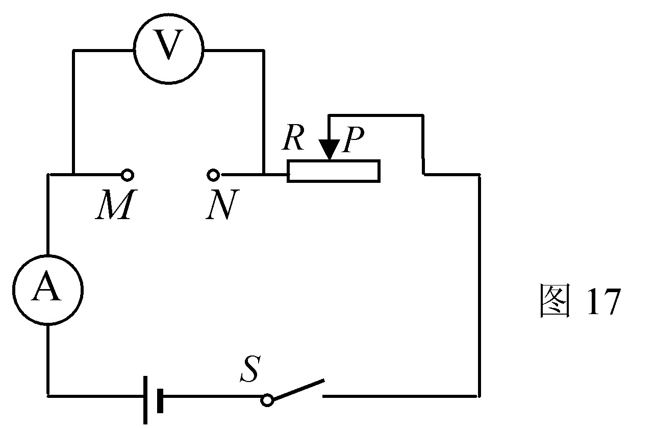 """某同学分别做""""用电流表,电压表测电阻""""和""""测定小灯泡的电功率""""的实验"""
