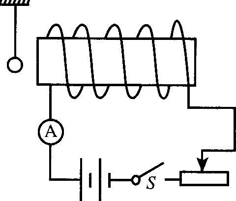 初中电路图变阻器符号