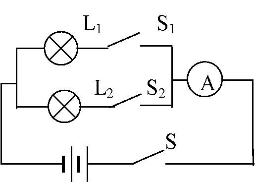 电路 电路图 电子 简笔画