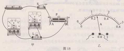 初中物理 2014年广西省北海市中考物理试题