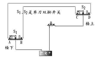 路灯控制电路的电路图,图片