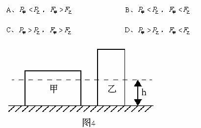 初中物理 2015年上海市中考物理真题 试卷 试题及答案
