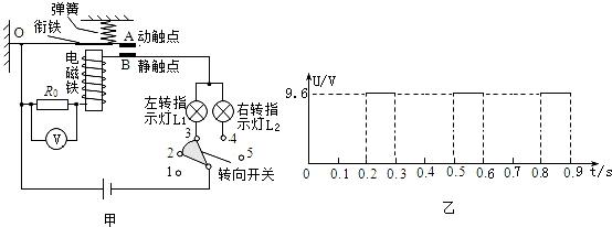 接通相应指示灯后,该指示灯会亮(正常发光),暗(微弱发光)交替闪烁.