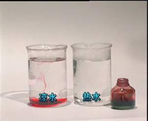 初中物理一,分子热运动教案